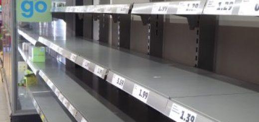 Abejas supermercado