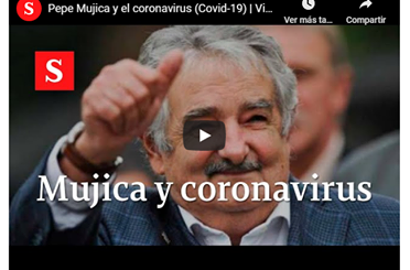 mujica y coronavirus